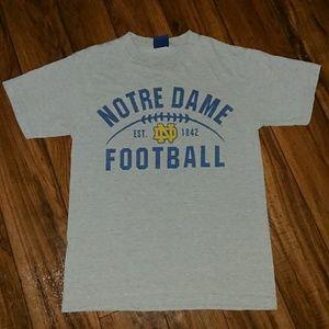 Notre Dame Football T shirt